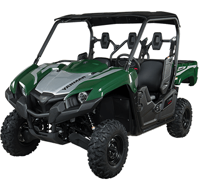 YANMAR UTV Green 1 row