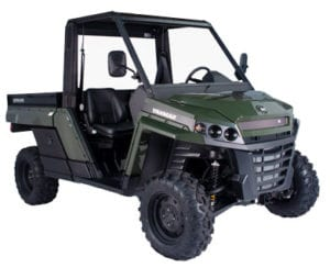 YANMAR Diesel UTV Green color