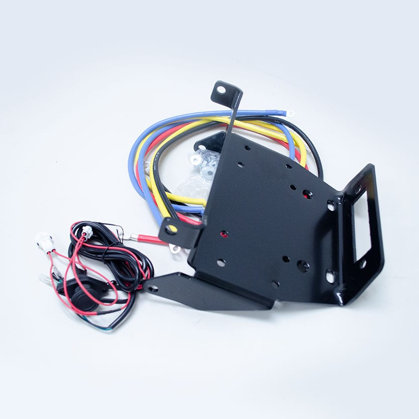 Front Winch Mount Image