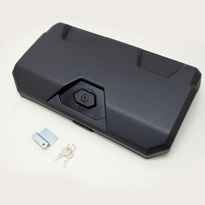 LOCKABLE GLOVE BOX Image