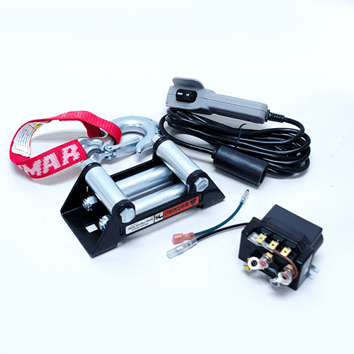 Vantage 3000 Winch by WARN® Image
