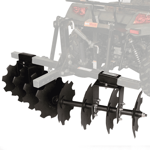 UTV Dirtworks® Tool Attachment - Disc Plow Kit Image
