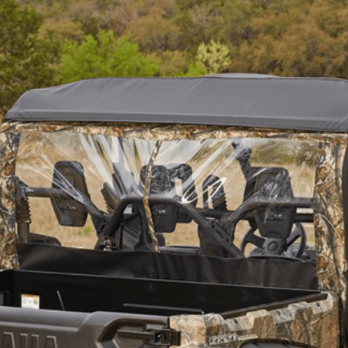 Rear Window - Camo Image