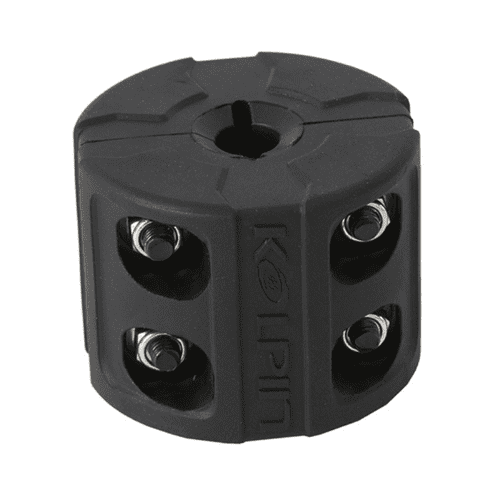 Kolpin Bolt-On Rubber Winch Stop - Universal Image