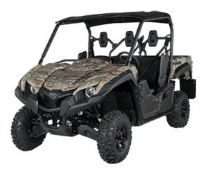 yanmar gas utv camo one row